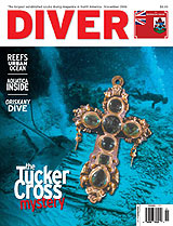 Candian Divers get Imersed